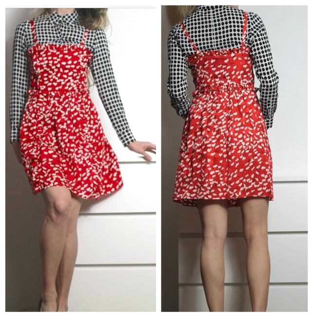 Preload https://img-static.tradesy.com/item/24044332/marc-by-marc-jacobs-red-and-white-and-heart-short-cocktail-dress-size-6-s-0-0-650-650.jpg