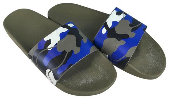 Preload https://img-static.tradesy.com/item/24044336/valentino-blue-camouflage-slides-sandals-size-eu-45-approx-us-15-regular-m-b-0-1-540-540.jpg