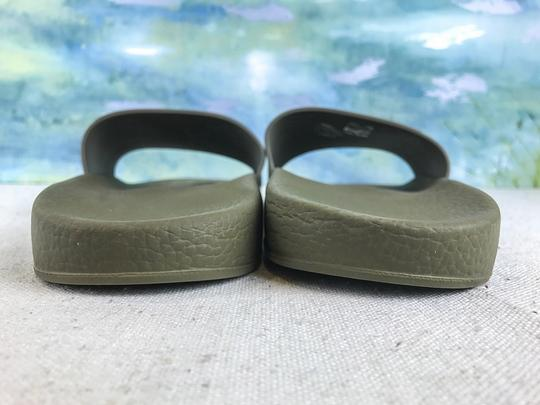 Valentino Camouflage Blue Sandals Image 10