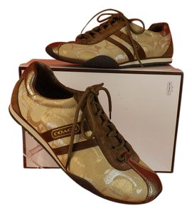 Coach BROWN GOLD Athletic