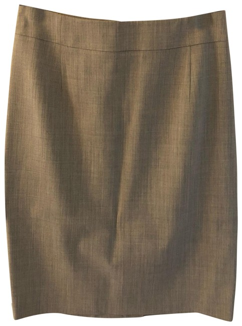 Item - Grey Joanie/Modern Suit F0706315 Skirt Size 4 (S, 27)