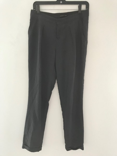 Theyskens' Theory Trouser Pants Washed Navy Image 2