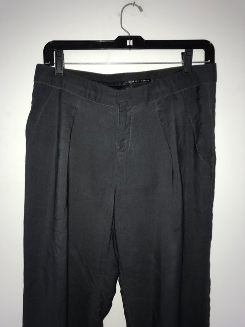 Theyskens' Theory Trouser Pants Washed Navy Image 5