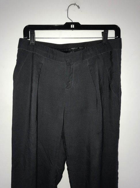 Theyskens' Theory Trouser Pants Washed Navy Image 7