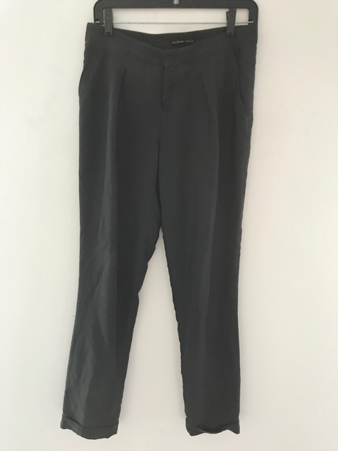 Theyskens' Theory Trouser Pants Washed Navy Image 9