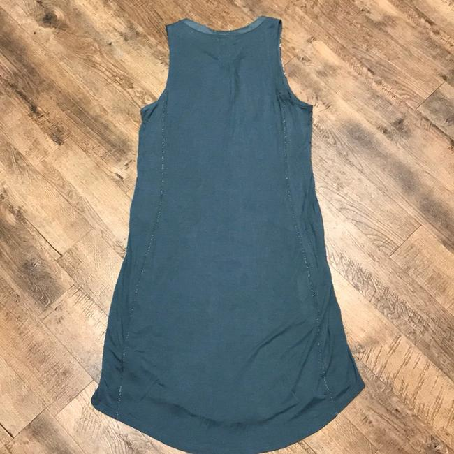 Anthropologie short dress Green on Tradesy Image 5