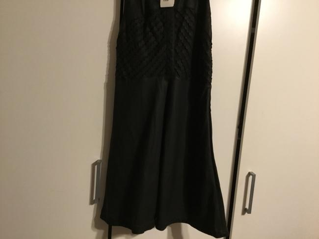 Free People short dress Leather/black on Tradesy Image 2