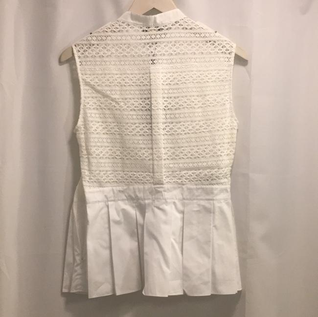Burberry Top White Image 1