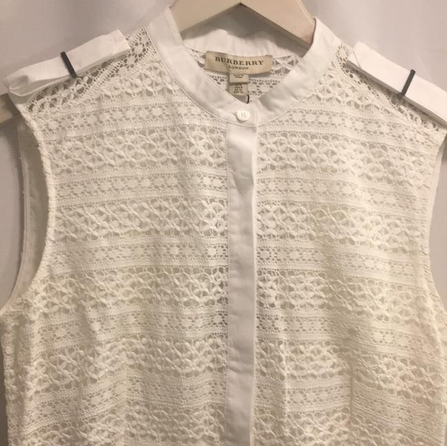 Burberry Top White Image 3