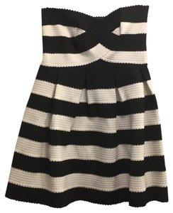 Other short dress Black and White on Tradesy