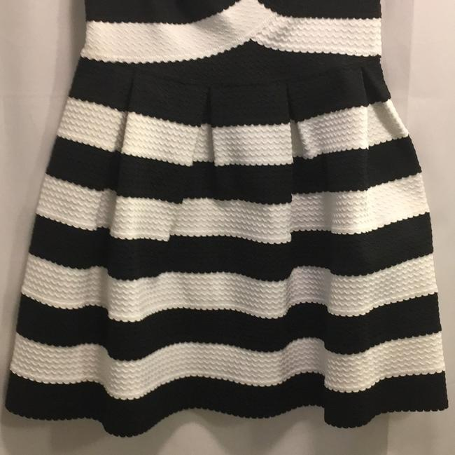 Other short dress Black and White on Tradesy Image 3