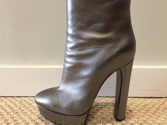 Casadei Silver Boots Image 10