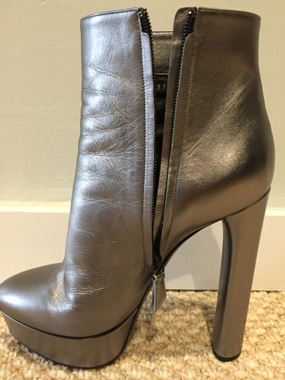 Casadei Silver Boots Image 7