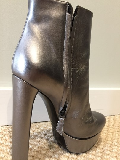 Casadei Silver Boots Image 9