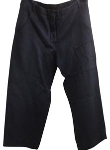 Burberry Relaxed Pants Blue