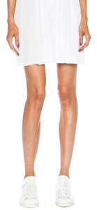 Raquel Allegra Mini Skirt White