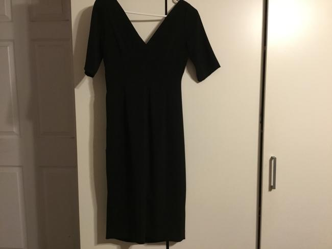 Black Maxi Dress by Maggy London Image 1