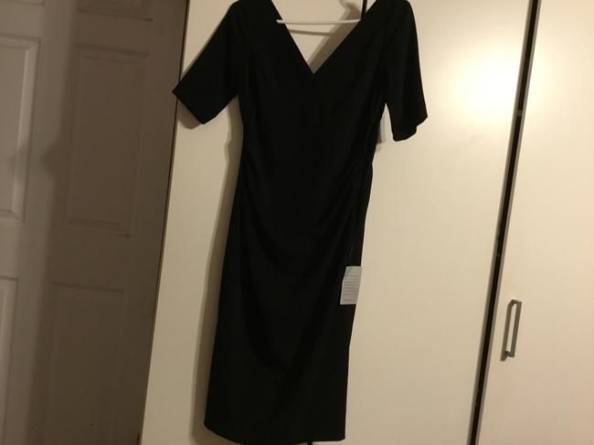 Black Maxi Dress by Maggy London Image 2