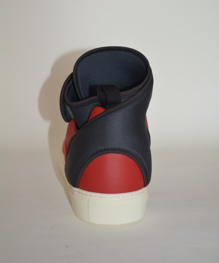 Balenciaga Sneakers Hitop Red / Black Athletic Image 7