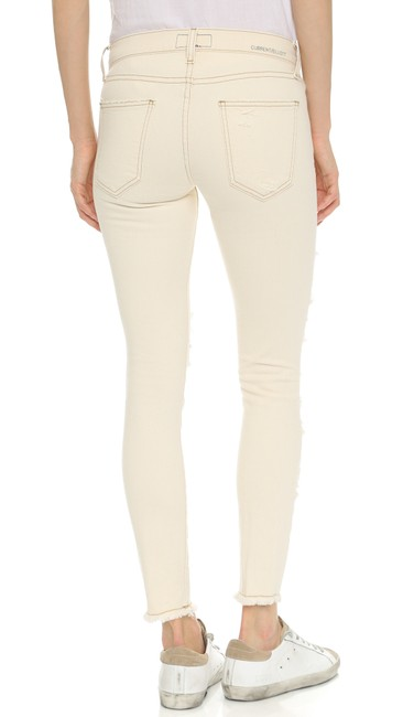 Current/Elliott Skinny Jeans-Light Wash Image 1
