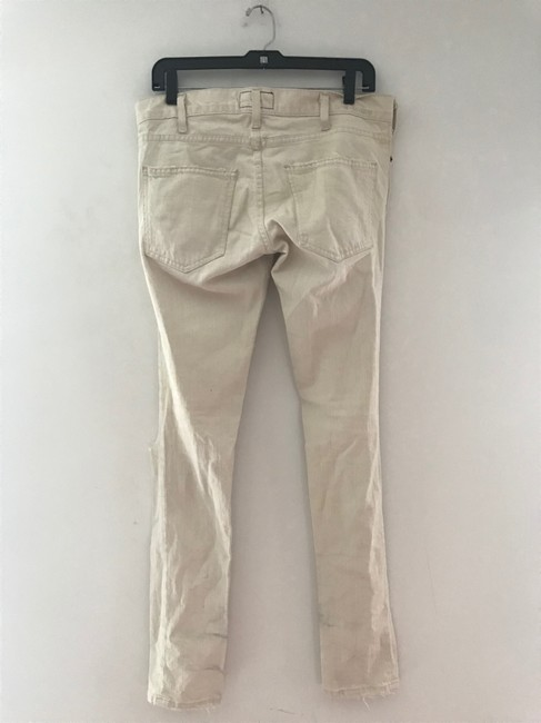 Current/Elliott Skinny Jeans-Light Wash Image 4