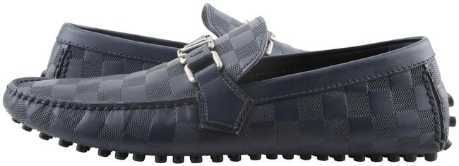 Item - Blue Hockenheim Moccasin Formal Shoes Size US 8 Regular (M, B)