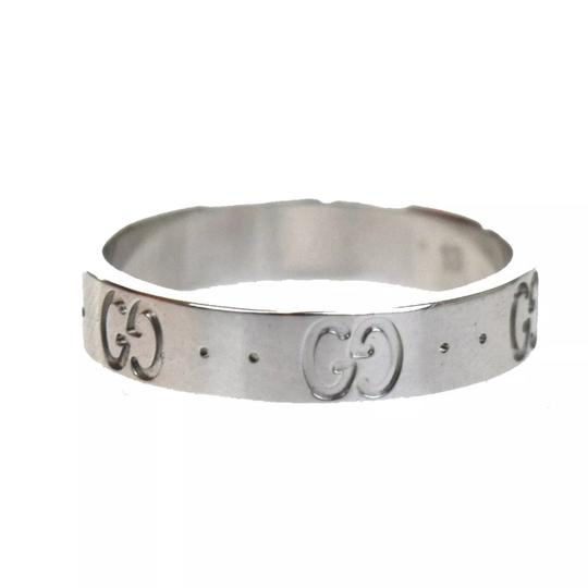 Gucci ICONIC GG LOGO 750 Ring Image 2