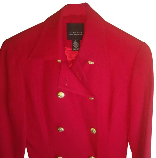 Preload https://img-static.tradesy.com/item/24045446/the-limited-red-wool-double-breasted-blazer-size-0-xs-0-2-650-650.jpg