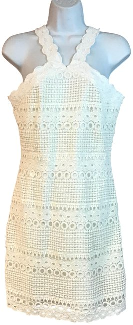 Preload https://img-static.tradesy.com/item/24045525/karen-millen-white-guipure-lace-cotton-short-casual-dress-size-8-m-0-1-650-650.jpg
