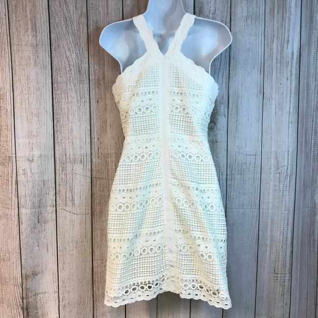 Karen Millen short dress White on Tradesy Image 6