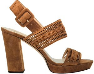 dc5f20397366 Brown Vince Camuto Platforms - Up to 90% off at Tradesy