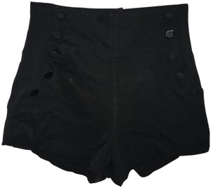 Elizabeth and James Dress Shorts Black