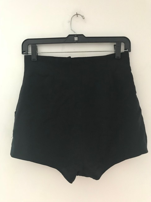 Elizabeth and James Dress Shorts Black Image 5