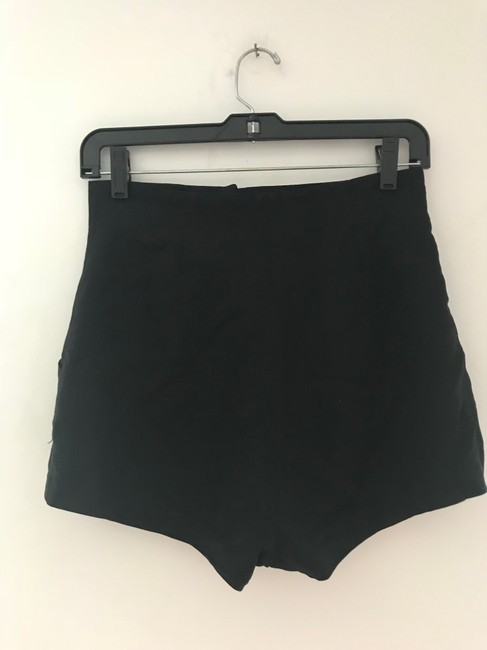 Elizabeth and James Dress Shorts Black Image 6