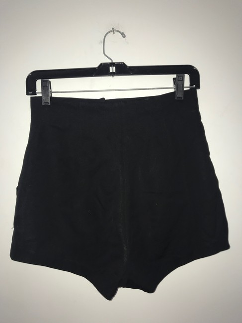 Elizabeth and James Dress Shorts Black Image 9