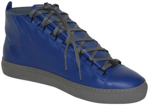 Balenciaga Gucci Boots Leather Boots Ankle Boots Mens Boots Gucci Mens Boots Blue Athletic