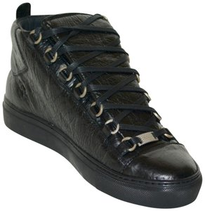 Balenciaga Gucci Boots Leather Boots Ankle Boots Mens Boots Gucci Mens Boots Black Athletic