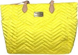 bebe Tote in Yellow