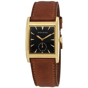 Movado Heritage Chronograph Leather Men's Watch