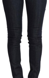CoSTUME NATIONAL D30216-1 Women's Cotton Stretch Slim Fit Skinny Jeans