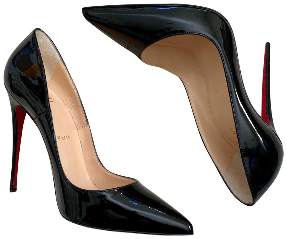 reputable site ef89f 9b6af Black So Kate Pointy Toe Pumps
