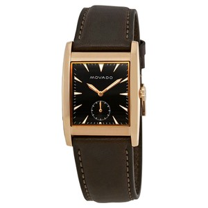 Movado Heritage Leather Men's Watch