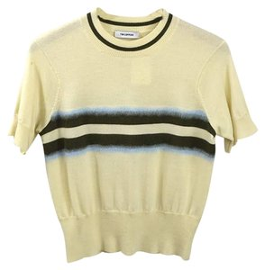 Tim Coppens Wool Casual Fall Winter Striped Sweater