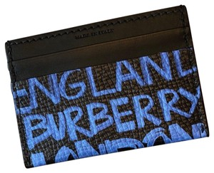 Burberry Graffiti Print Burberry Cardholder