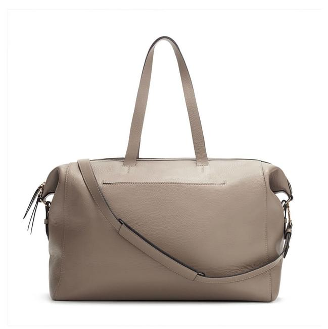 Item - Le Sud Stone Leather Weekend/Travel Bag