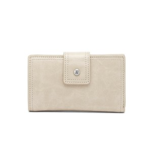 Hobo International Kiana Wallet Leather linen Clutch