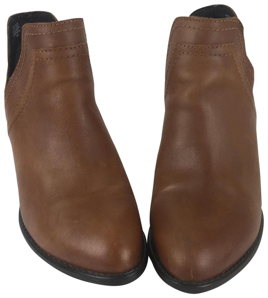 2ec04c1c681 Steve Madden Brown Ailee Boots Booties Size US 9.5 Regular (M