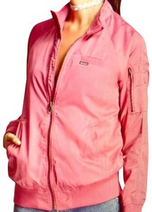 Members Only pink Jacket