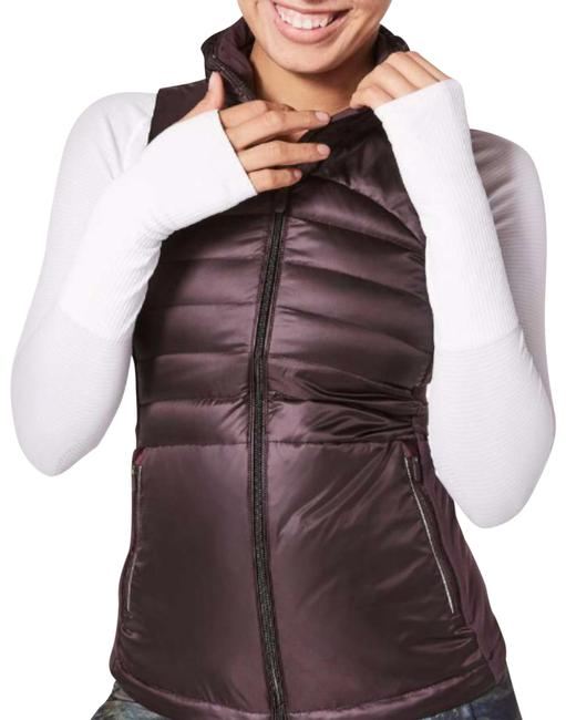 Item - Black Cherry Down For A Run Ii Activewear Outerwear Size 2 (XS)