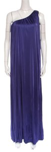Purple Maxi Dress by Blumarine